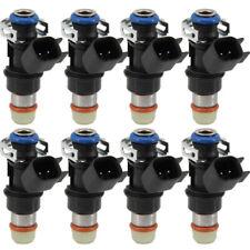 12580681 8PCS Fuel Injectors For 2004-2010 Chevy GMC 4.8 5.3 6.0 6.2 Hummer