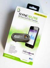 Smartphone Compatible Sync Elite  Activity Fitness & Progress Tracker - New