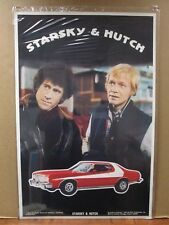Vintage Poster Starky & Hutch the Movie  1976 Inv#G1075