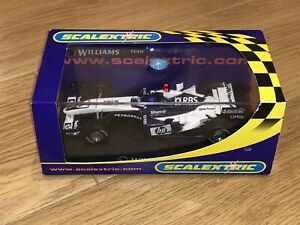 Scalextric Hornby C2646 F1 BMW Williams FW26 Working Vintage 2005 No7 Racing Car