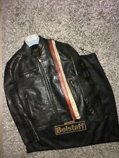 Belstaff Kids - RACING Lederjacke . Gr.:10 Jahre .