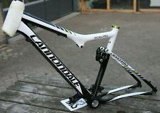 Retro kult 2012 NOS NEW Cannondale Scalpel size L mountain bike frame frameset