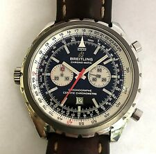 BREITLING CHRONO-MATIC AUTOMATIC CHRONOGRAPH REF A41360 44 MM CHRONO MATIC