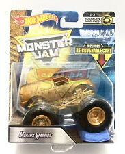 Hot Wheels Monster Jam MJ Golden Machines Mohawk Warrior (Chase) SALE!