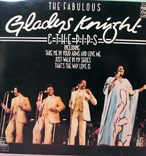 GLADYS KNIGHT & THE PIPS The Fabulous LP    SirH70