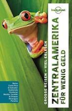 Lonely Planet Reiseführer Zentralamerika für wenig Geld von Carolyn McCarthy (20