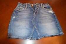 GAP KIDS 1969 Mini Skirt Jeans Girls Regular Size 12 EUC
