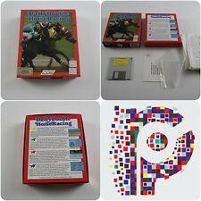 DAILY Double Horse Racing un CD di gioco per il computer AMIGA Testato & Lavoro in buonissima condizione