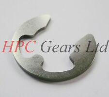 10 x 1.2mm External E Clips Stainless Steel Clip Circlip DIN6799 Pack HPC Gears