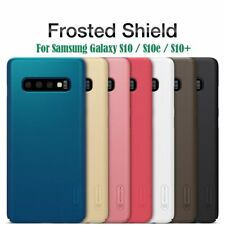 Phone Case Super Frosted Shield Hard PC Cover For Samsung S10e S10 Plus Holder