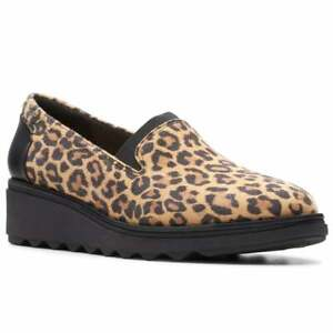 Clarks Sharon Dolly Womens Wedge Heel Shoes