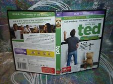 TED EXTENDED EDITION (DVD, MA 15+) (133625 K / 136856 / 137372 A)
