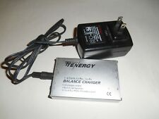Tenergy Balance Charger for 1-4 Cells LiPo/LiFe Battery Pack TNG01267