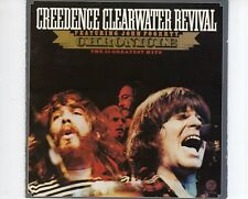 CD CREEDENCE CLEARWATER REVIVAL	chronicle	USA 1991 EX+  A2014)