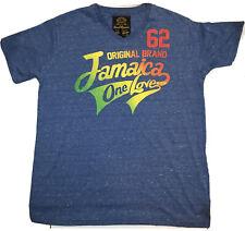 Surf Classic Graphic T Shirt Jamaica One Love Mens X Large Original Brand