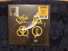 """LED ZEPPELIN Rock And Roll / Friends SEALED! Record Store Day 7"""" YELLOW Vinyl"""