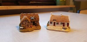 Lilliput Lane  Culloden Cottage und Robert Burns Birthplace