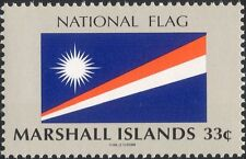 Marshall Islands 1999 National Flag/Government/People/State Flags 1v (b528b)