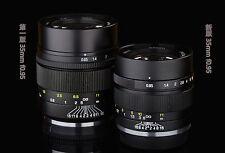 Neues MITAKON MK II Speedmaster 35mm f/0.95 Sony NEX E  NEX5 A6000 A700 A5000