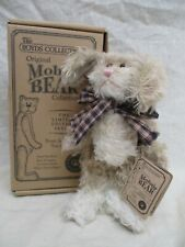 VINTAGE BOYDS ORIGINAL MOHAIR BEAR RABBIT LIMITED EDITION EDITH Q HARINGTON + CO