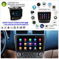 "For Honda Accord 03-07 10.1"" Android Car Radio Stereo Wifi GPS Navigation Player"