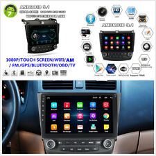 "For Honda Accord 03-07 10.1"" Android Car Radio Stereo Wifi GPS Navigation Player"