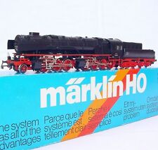"Marklin AC HO 1:87 German Big Boy DR BR-53 ""BORSIG"" MALLET STEAM LOCOMOTIVE MIB!"