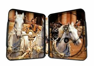 Blu Ray Ben Hur *** Iconic Moments Steelbook ***  (2 Blu-Ray) .......NUOVO