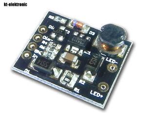 Konstantstromquelle 300mA HighPower LED Chip Treiber dimmbar PWM IR,RF KSQ