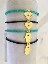 Love & Hearts Beaded Fashion Bracelets