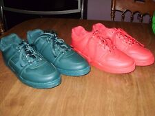 vintage deadstock lot of 2 xj900 schuhe red october getaucht gr. 12 day nike