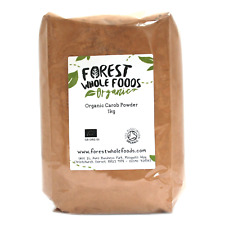 Forest Whole Foods Organic Carob Powder