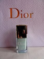 Dior Vernis Nail Polish 301 Bleuette Extra Color Lacquer 100% Authentic NEW