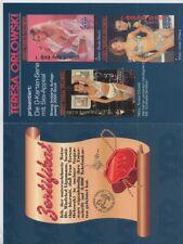 TERESA ORLOWSKI phonecard carta telefonica telefonkarten VTO Pictures