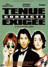 TENUE CORRECTE EXIGEE / ELSA ZYLBERSTEIN - JACQUES GAMBLIN /*/ DVD NEUF/CELLO