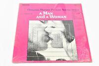 Francis Lai - A Man And A Woman (Original Motion Picture Soundtrack), VINYL LP