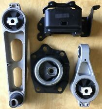 4pcSet 2005 2006 2007 2008 2009 2010 Chrysler PT Cruiser TURBO A/T Motor Mounts