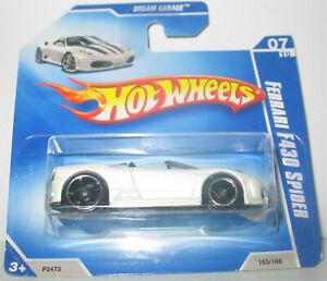 Hot Wheels - Ferrari F430 Spider (2009)