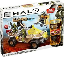 Mega Bloks Halo 97134 – UNSC Night Ops Gausshog ►NEW◄ MISB LEGO COMPATIBILE