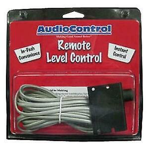 AudioControl ACR-1 Dash Mount Wired Remote Level Control
