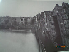 Hamburg - Fotografien von Höge um 1870 - Nikolaifleet, Speicher Grimm, Kaiserhof