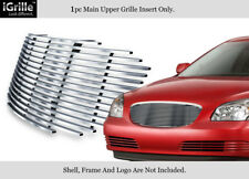 Fits 2006-2009 Buick Lucerne Stainless Steel Billet Grille Insert