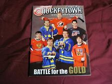 """INSIDE HOCKEYTOWN"" DETROIT RED WINGS MAGAZINE FEB /MAR 2006"