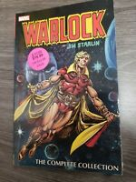 WARLOCK by Jim Starlin Complete Collection tpb graphic novel THANOS