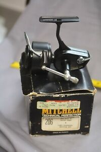 MITCHELL 206 REEL - UNUSED - MINT - with box.