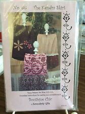 "BOUTIQUE CHIC # 66- ""THE KENDRA SKIRT"" SIZES XXS-XXL BY SERENDIPITY GIFTS"
