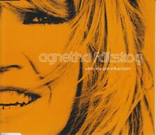 Agnetha Fältskog 6 track cd single + video When You Walk In The Room 2004