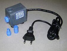 Pumpe Dophin PA 500, Aquarienpumpe, Zimmerbrunnenpumpe 400 l/h, 5,8 Watt