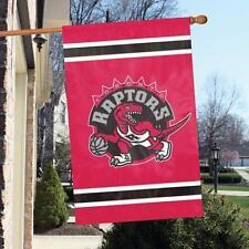 "Toronto Raptors Applique NBA Licensed 28"" x 44"" Banner / Flag - Free Shipping"