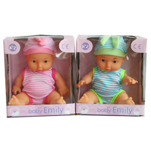 My Baby Emily Doll - One Supplied - Children's Toy - New
